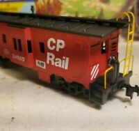 HO Athearn CP Rail custom caboose rtr for train set nos