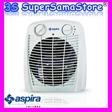 3S ASPIRA TEPORELLA Chauffage d appoint radiateur electrique soufflant 2000 Watt