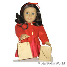 2 Toy Bags For 18 Inch Dolls - Accessories Fit American Girl Grace - PLAY STORE
