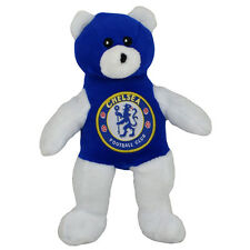 Chelsea FC Crest Soft Mini Teddy BEAR TOY contrasto Kids Baby NUOVO Regalo di Natale
