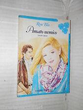 AMATO NEMICO Lacey Shay Fabbri 1984 rose blu romanzo di amore narrativa racconto