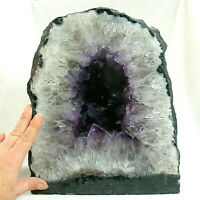 Amethyst Quartz Cathedral Geode Cave Natural Crystal X Large Cluster 14.3kg 28cm