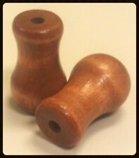Window Blind Wood Cord Tassels/knobs Cord- (golden Oak)