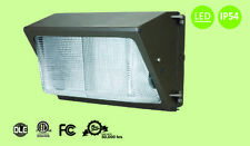 CREE 40 watt LED Commercial Security Wall pack with DLC cETL LM79/80 5y warrant