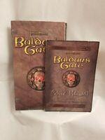 Forgotten Realms: Baldur's Gate (PC, 1998) - Big Box 5 Disc Set