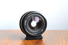 "PETRI  (for Pentax PK Bayonet)  MC 28mm f/2    'Rare Fast Len "" - Made in Japan"