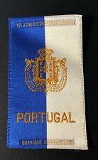 Vintage c1910 Portugal Richmond Straight Cut Cigarette Silk