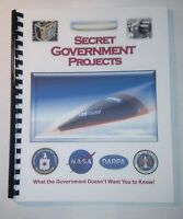 Secret Government Projects Book -Alien Cooperation, Alien Craft, Mind Control, S