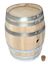 50 Liter WEINFASS WINE BARREL OAK FASS FRANZÖSICHE EICHE FRENCH WOOD AUSGEBRANNT