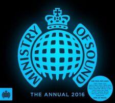 CD de musique pour Electro ministry avec compilation