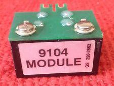 General Signal (?) - Module  - 9104, GS 290-2862