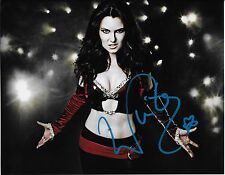 WINTER TNA KNOCKOUT SIGNED AUTOGRAPH 8X10 PHOTO #4 W/ PROOF