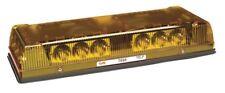 GROTE 76993 - 17a?? Low-Profile LED Mini Lightbar, Yellow