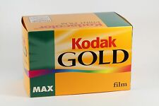 Vintage Kodak Gold Max Film Store Display Box