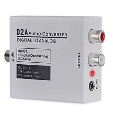 Analogue Digital Optical TOSLINK Home Radio Tuners