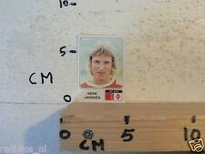 STICKER,DECAL VOETBAL 79 PANINI VOETBAL SOCCER ALBUM 323 HENK JANSSEN FC VVV