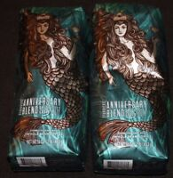 2017 STARBUCKS ANNIVERSARY BLEND DARK ROAST COFFEE SPICY BOLD 2LB WHOLE BEAN