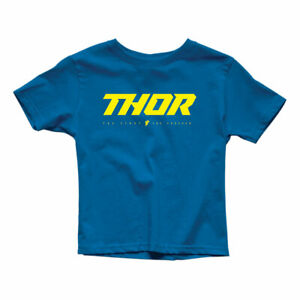 Thor Loud 2 Toddler Fashionable Casual Wear T-Shirt Royal Blue