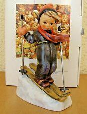HUM #59 SKIER TM7 GOEBEL M.I. HUMMEL FIGURINE GERMANY MIB $265