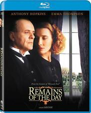 THE REMAINS OF THE DAY BLU-RAY | ANTHONY HOPKINS | EMMA THOMPSON | DRAMA | SONY