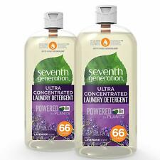 Seventh Generation Laundry Detergent, Ultra Concentrated EasyDose, Fresh Lavende