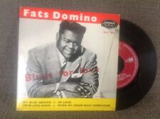 FRENCH EP FATS DOMINO - Blues For Love - LONDON RE-U 1062