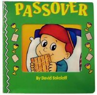 Jewish Passover Children's Board Book - Hardcover (Buy Multiple to Negotiate $)