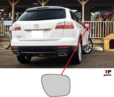 FOR MAZDA CX-9 06-12 WING MIRROR GLASS HEATED WITH FRAME RIGHT O/S