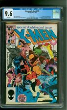 Uncanny X-Men 193 CGC 9.6 NM+ 1st app Hellions Firestar Wolverine Warpath Rogue