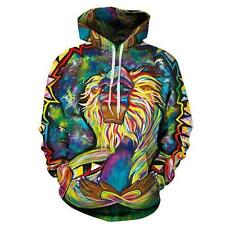 Men-Women-Meditation-Rafiki-Hoodie-Graffiti-Rasta-Monkey-Elder-Hooded-Pullover