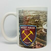 West Ham United - Personalised Mug -Have Any Name/Wording- Ideal Gift