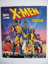 "Panini dammelbilderalbum ""X-Men"", 1994, Marvel, alemán, vacío álbum + conjunto de imágenes"