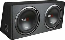 "Cerwin-Vega XED Series Dual 10"" Car Subwoofer Factory-Tuned Vented Enclosure"