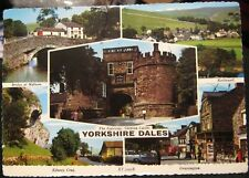 England Yorkshire Dales Multi-view - posted 1970