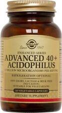Advanced 40+ Acidophilus Solgar 60 VCaps