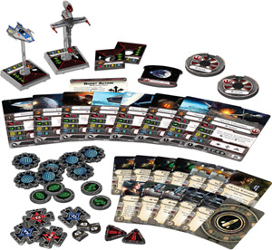 X-Wing Miniatures Game (first edition)  various ships and accessories