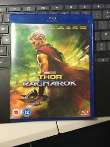 Thor: Ragnarok Blu-Ray (2018) BRAND NEW NOT SEALED SEE PHOTOS
