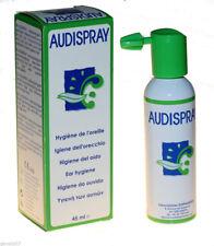 AUDISPRAY 45ml - Total Care for Ear Hygiene.- Ear Wax Removal Spray