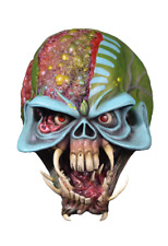Halloween Iron Maiden - Final Frontier Eddie Adult Latex Deluxe Mask Pre-Order