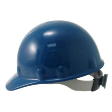 Fibre Metal Supereight Hard Hat with Ratchet Suspension - Dark Blue