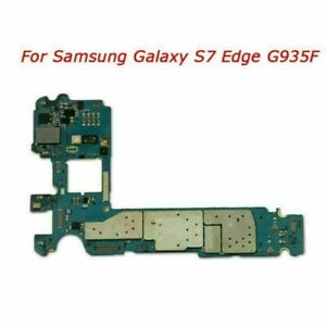 For Samsung Galaxy S7 Edge SM-G935F Motherboard Main Board Unlocked EU Version
