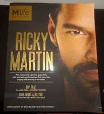 M Life Magazine - Ricky Martin Summer 2017