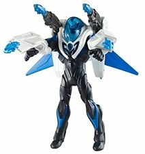Max Steel. Ultra Roket. Figure. Toy. Mattel. 10 inch.