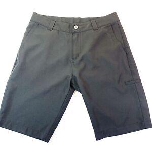 Race Face Mens black MTB mountain biking cycling shorts Size M LNC