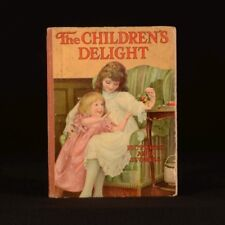c1927 The Children's Delight Picture Book Colour Lithographs Illustrated