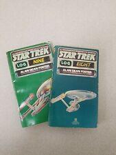 Star trek log books