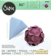 Sizzix Christmas Ornaments 663444 BIGZ Die  NEW