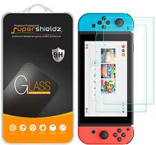2-Pack Supershieldz- Nintendo Switch Tempered Glass Screen Protector Saver