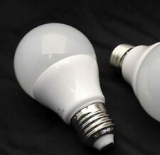 110V AC 9W Warm White LED E26/27 Base Light Bulb with Motion Sensor