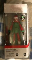 Star Wars Black Series Action Figure 2020 Snowtrooper (Holiday Edition)